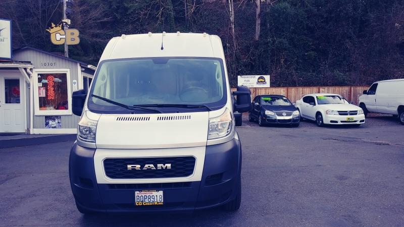 Ram ProMaster Cargo 2019 price $29,999