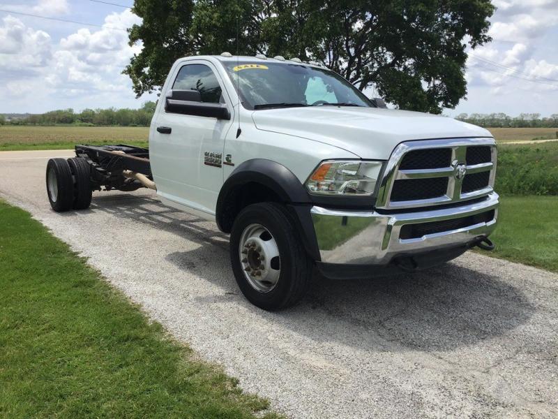 RAM 5500 2016 price $34,999