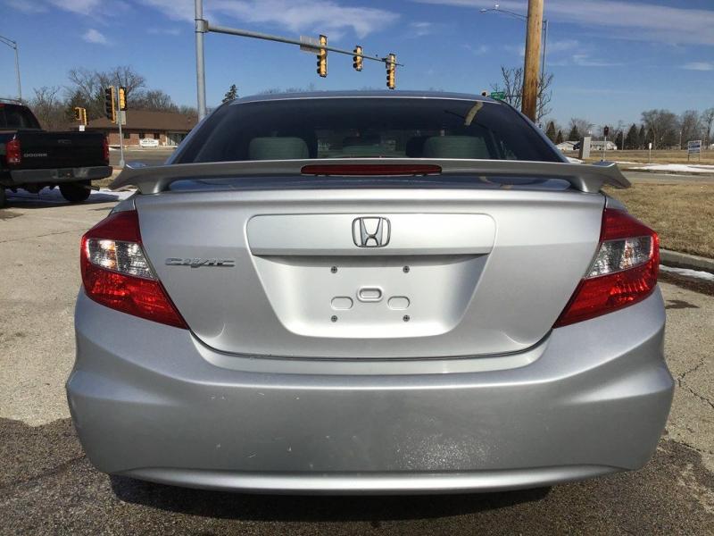 HONDA CIVIC 2012 price $10,999
