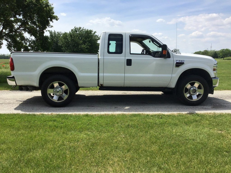 FORD F250 2008 price $16,999