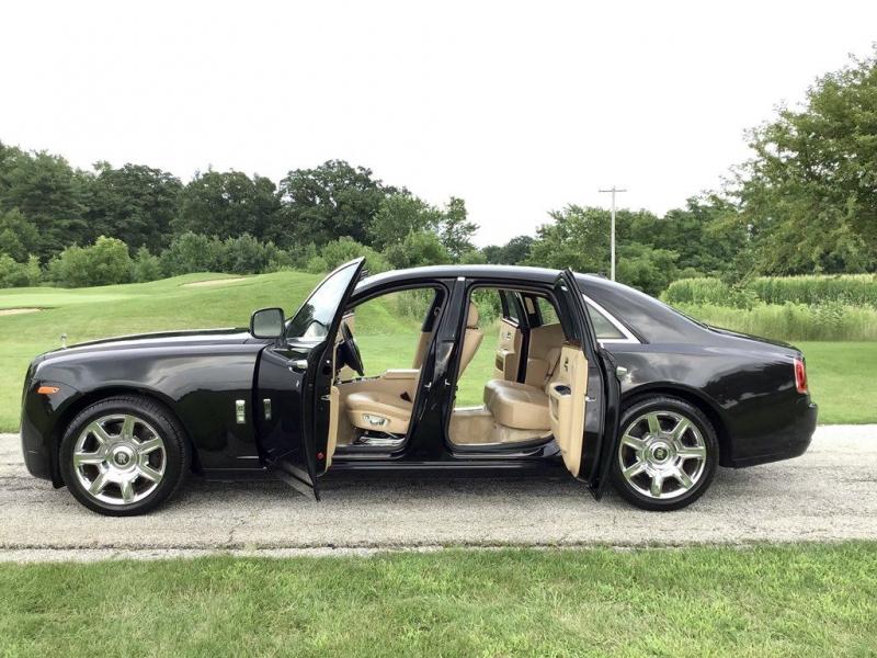 ROLLS-ROYCE GHOST 2010 price $124,999