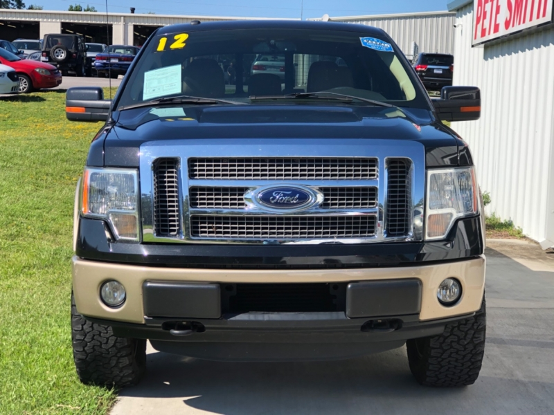 Ford F-150 2012 price $19,495