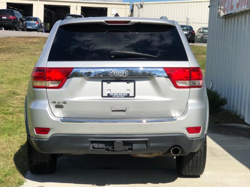 Jeep Grand Cherokee 2012 price $14,295