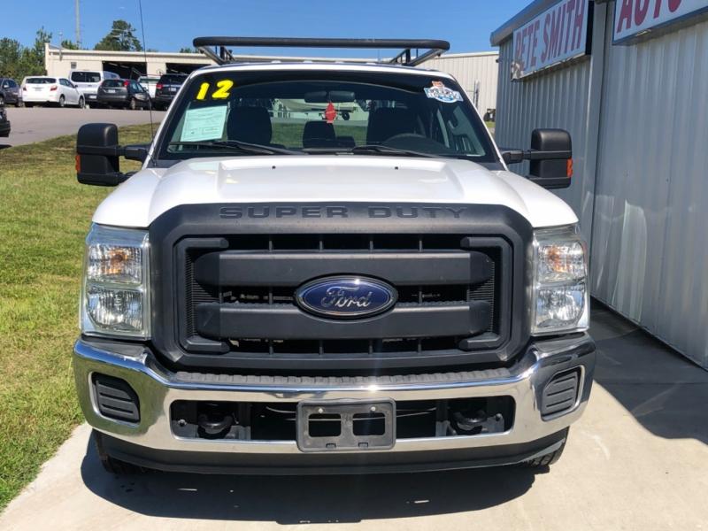 Ford Super Duty F-250 SRW 2012 price $15,900