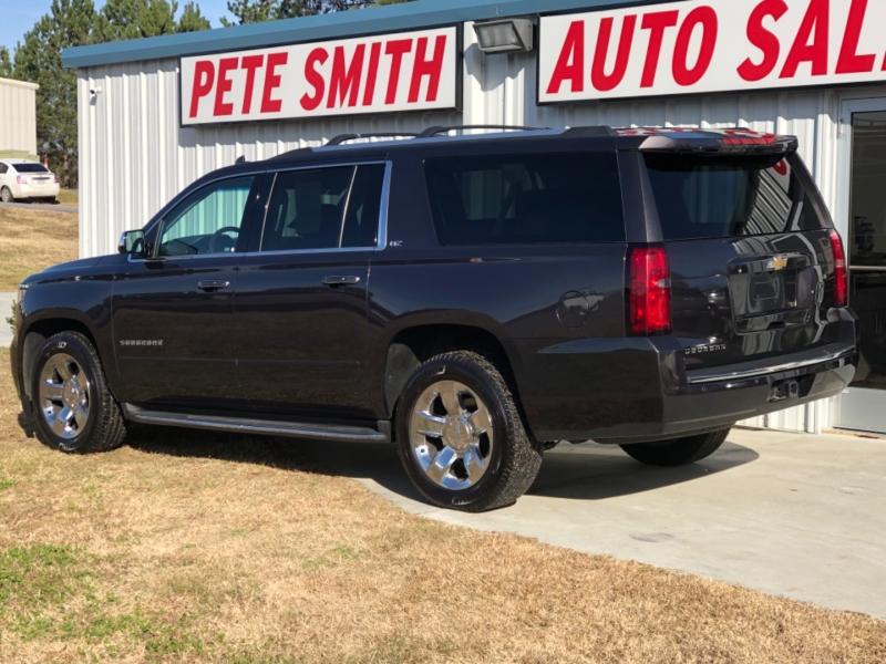 Chevrolet Suburban 2015 price $34,000