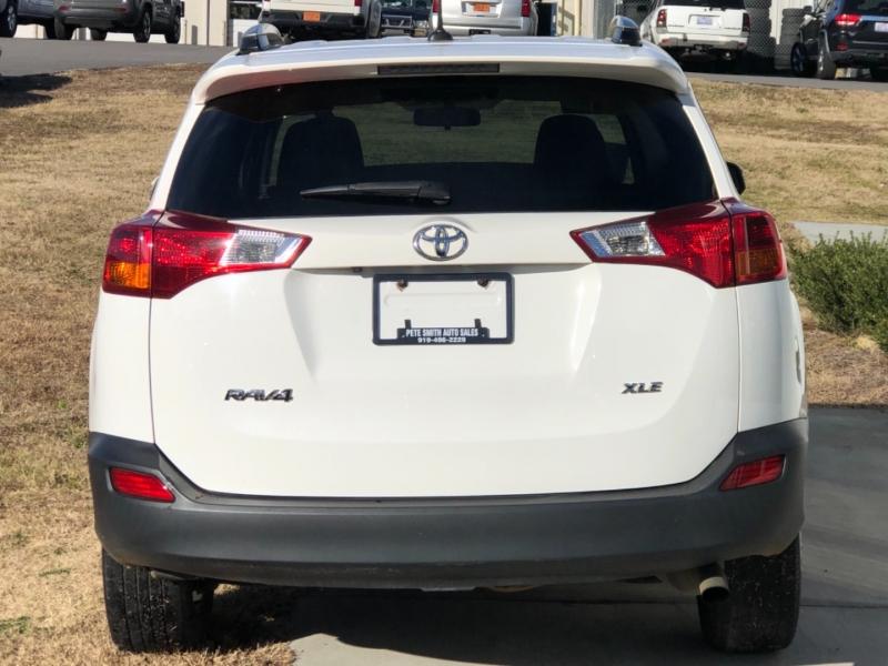 Toyota RAV4 2015 price $15,895