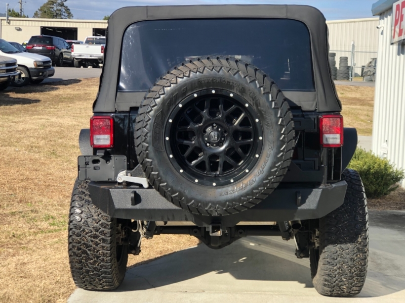 Jeep Wrangler Unlimited 2018 price $35,995
