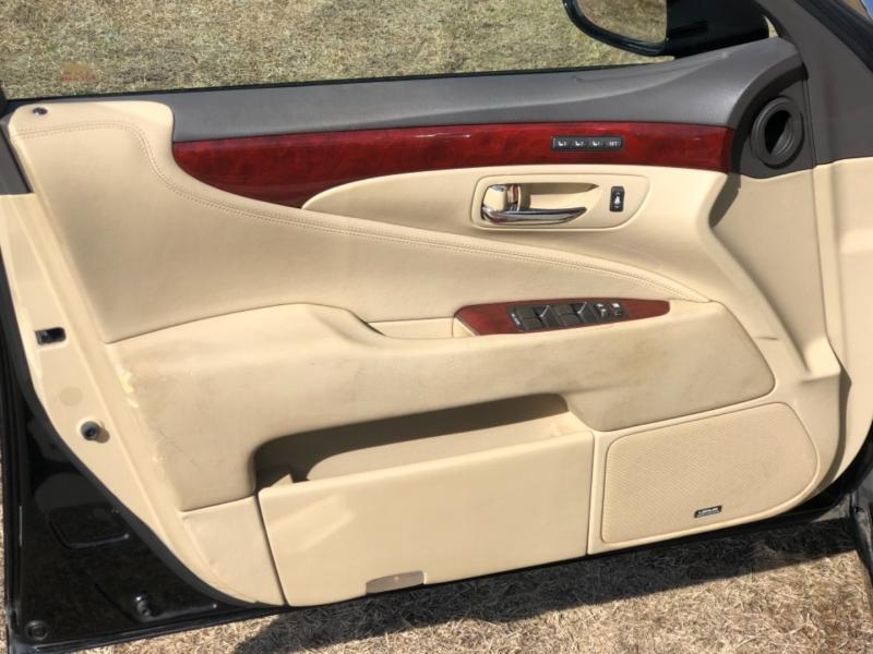 Lexus LS 460 2008 price $13,395