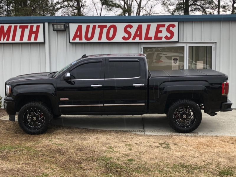 GMC Sierra 1500 2016 price $34,000