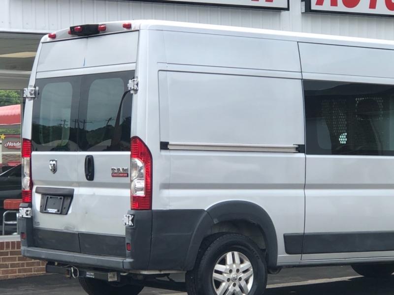 RAM ProMaster Cargo Van 2014 price $21,995