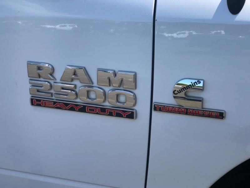 RAM 2500 2014 price $25,595