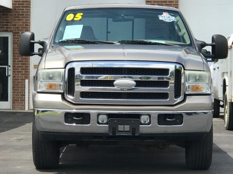 Ford Super Duty F-250 2005 price $19,895
