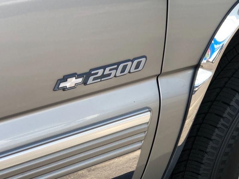 Chevrolet Silverado 2500 1999 price $10,995