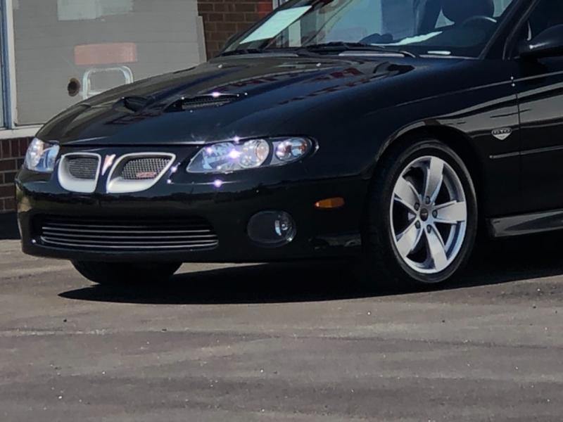 Pontiac GTO 2005 price $24,995