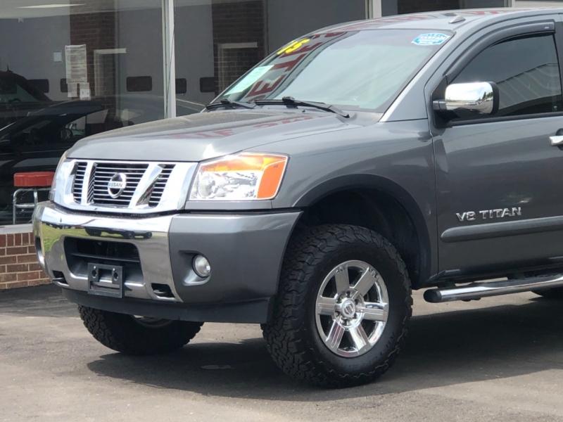 Nissan Titan 2015 price $26,995