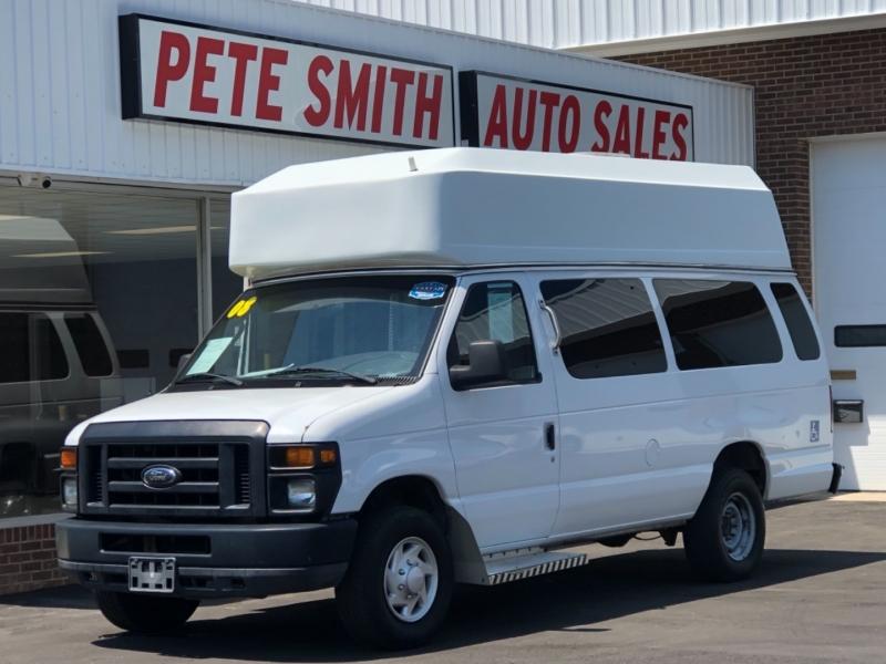 Ford Econoline Cargo Van 2008 price $9,995