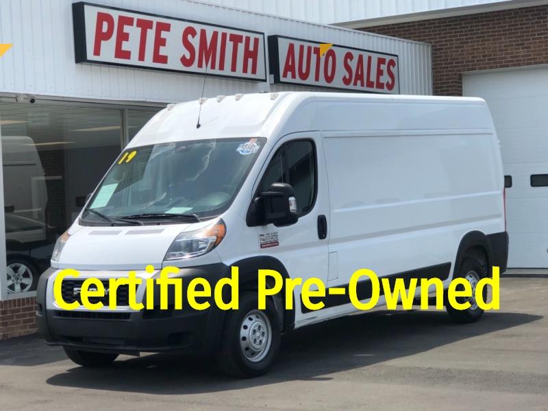 RAM ProMaster Cargo Van 2019 price $35,495