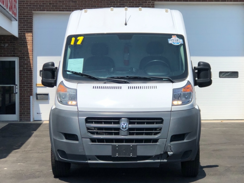 RAM ProMaster Cargo Van 2017 price $26,995