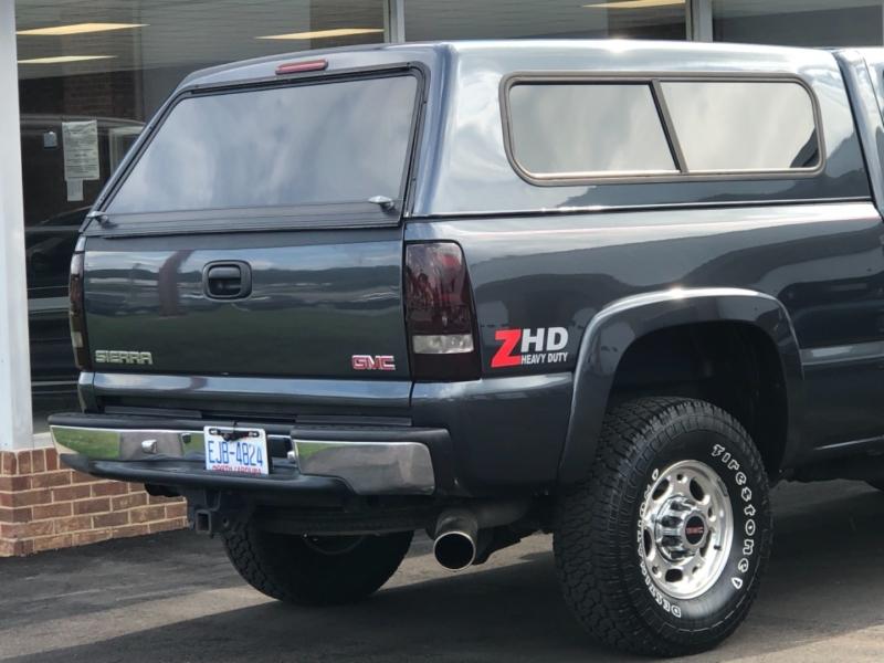 GMC Sierra 2500HD 2003 price $19,995