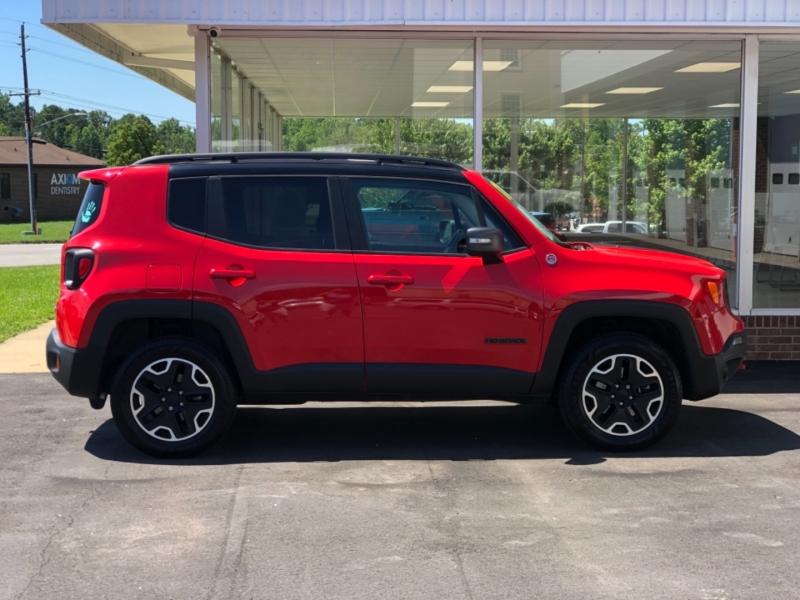 Jeep Renegade 2017 price $21,495