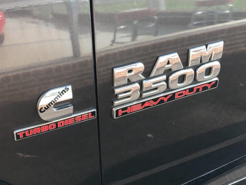 RAM 3500 2014 price $37,995