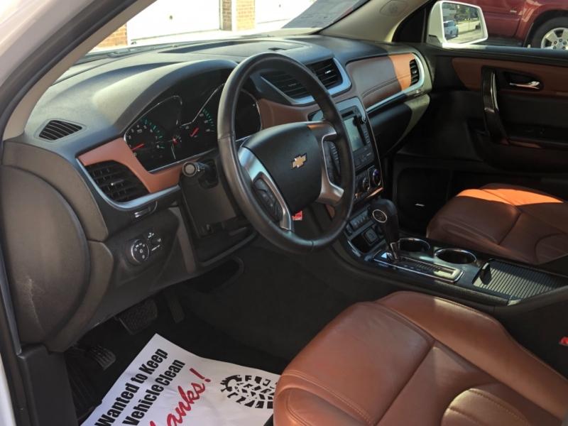 Chevrolet Traverse 2016 price $23,495