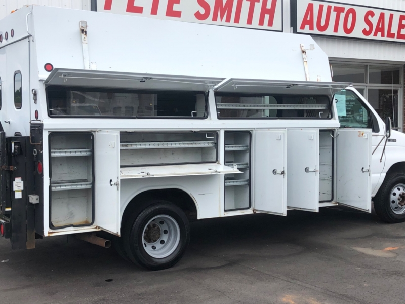 Ford Econoline Commercial Cutaway 1997 price $11,995
