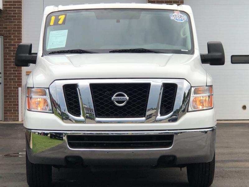 Nissan NV Cargo 2017 price $26,995