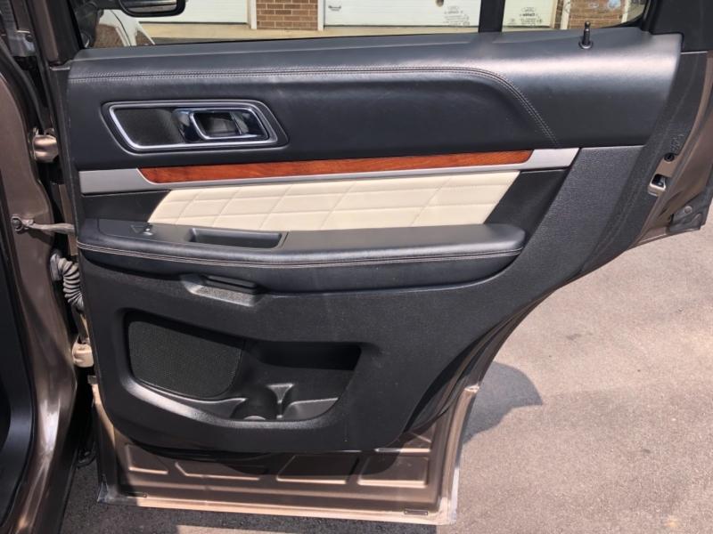Ford Explorer 2016 price $31,495