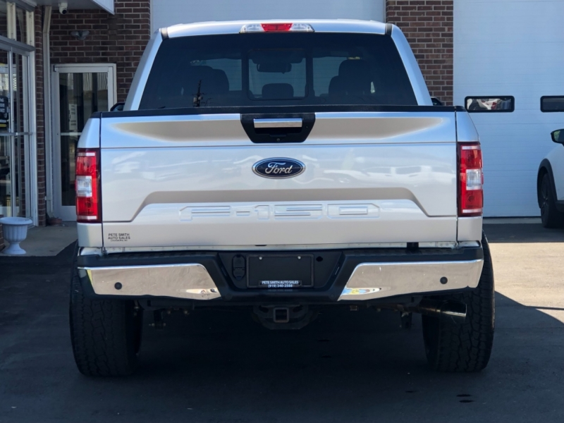 Ford F-150 2018 price $42,995
