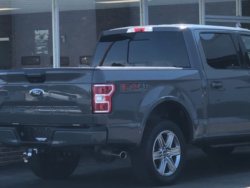 Ford F-150 2018 price $41,495