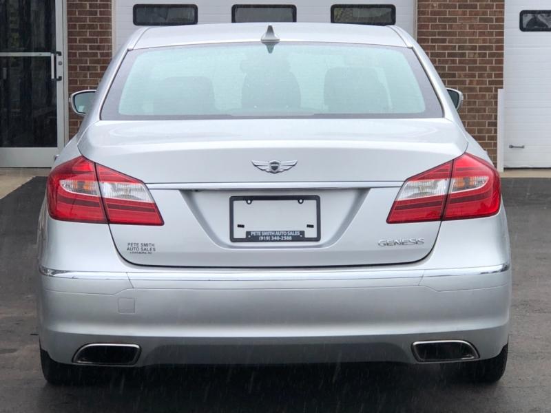 Hyundai Genesis 2013 price $16,995