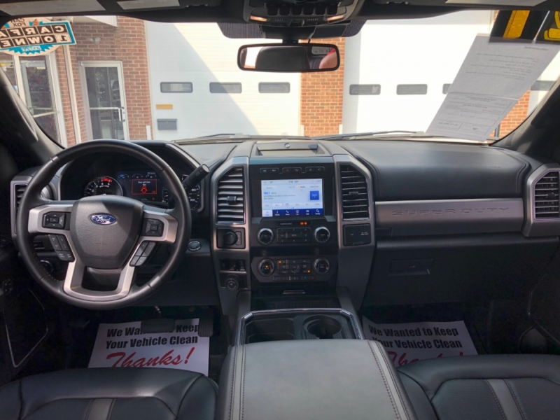Ford Super Duty F-450 DRW 2021 price $114,995