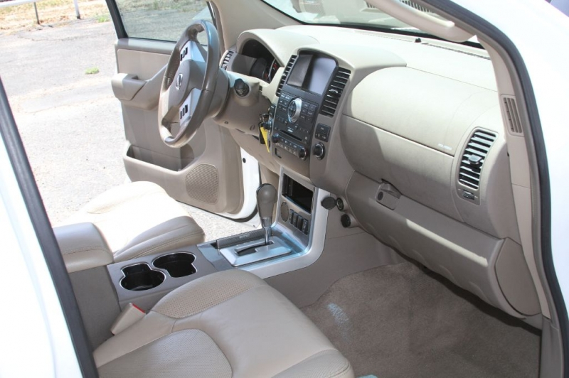 NISSAN PATHFINDER 2008 price Call for Pricing.