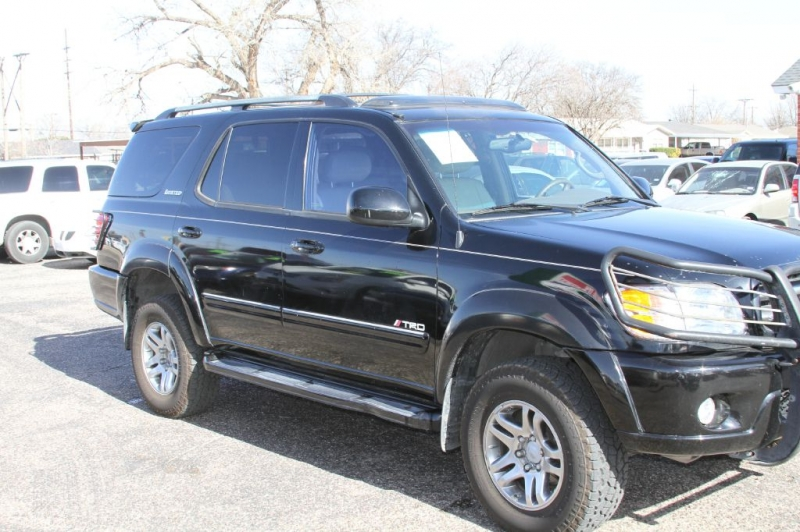 TOYOTA SEQUOIA 2003 price Call for Pricing.