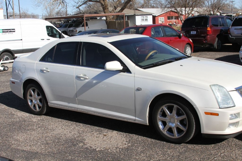 CADILLAC STS 2005 price $9,000