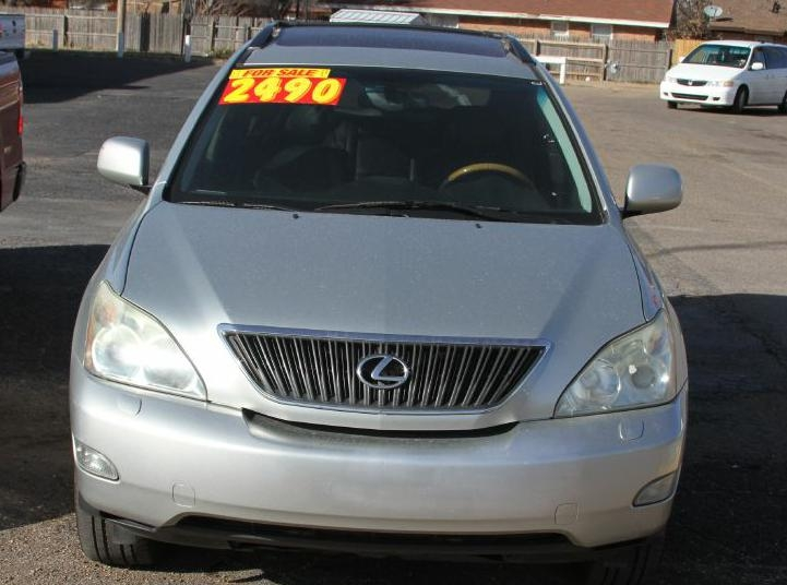 LEXUS RX 2005 price Call for Pricing.