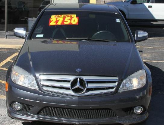 MERCEDES-BENZ C-CLASS 2009 price $12,000