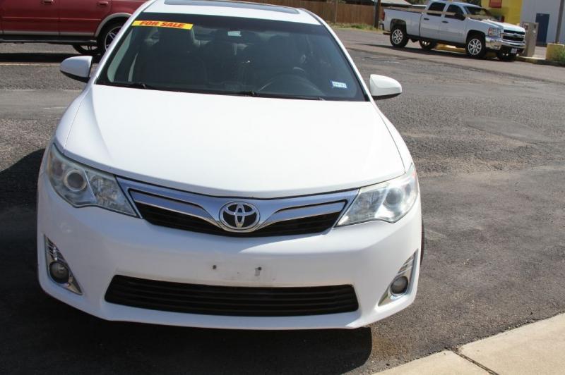 TOYOTA CAMRY 2012 price $12,000