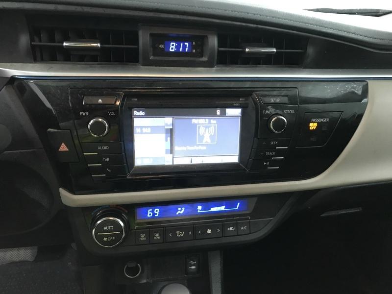 Toyota Corolla 2016 price $9,995