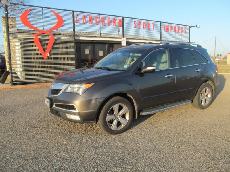 Acura MDX 2010 price $7,995