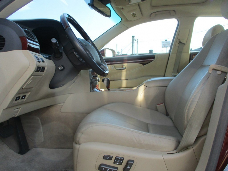 LEXUS LS 2007 price $14,500