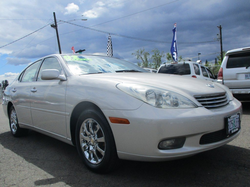 LEXUS ES 2002 price $5,750