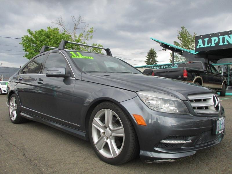 MERCEDES-BENZ C-CLASS 2011 price $13,000