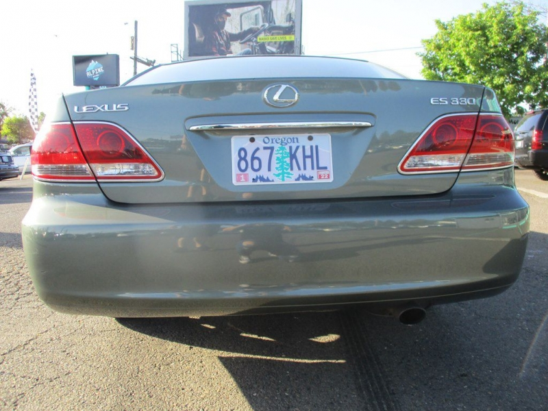 LEXUS ES 2005 price $5,999