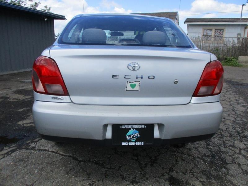 TOYOTA ECHO 2001 price $2,300