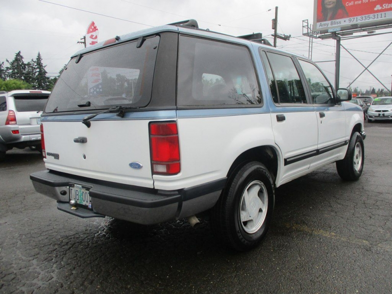 FORD EXPLORER 1991 price $2,500