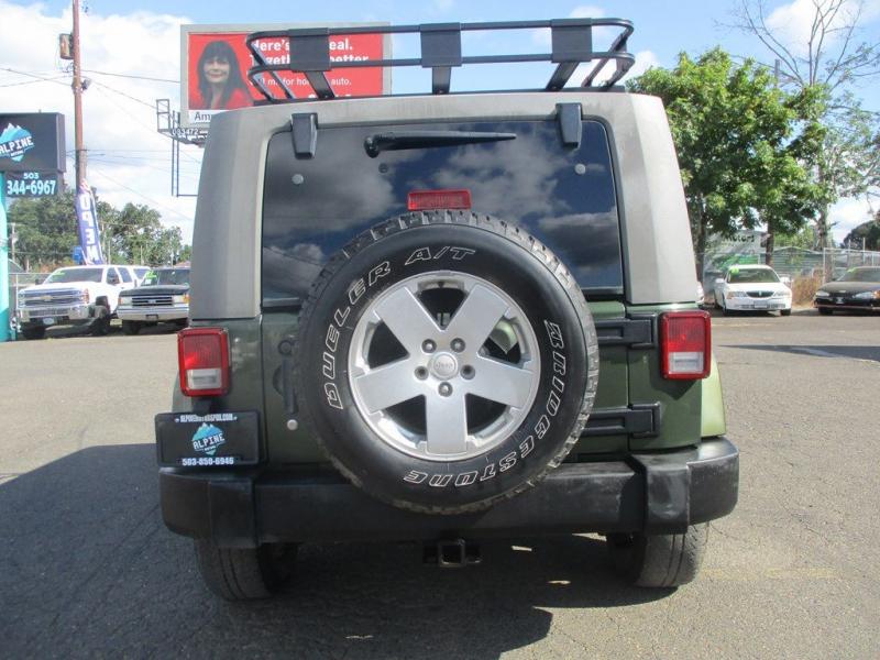JEEP WRANGLER 2007 price $16,999