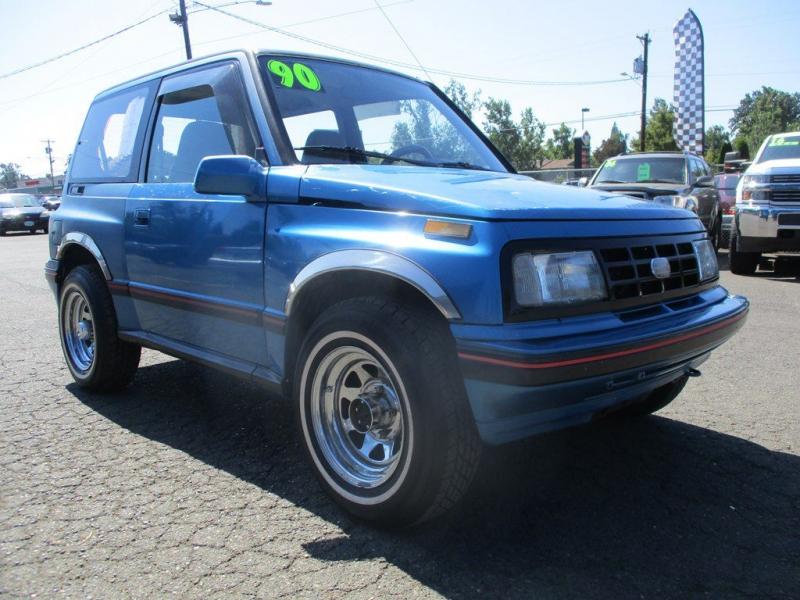 GEO TRACKER 1990 price $4,999