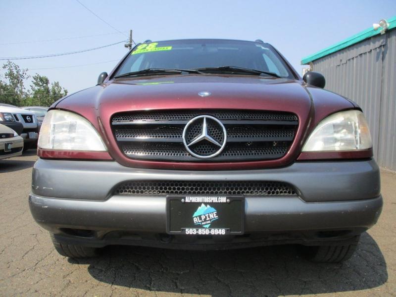 MERCEDES-BENZ ML 1998 price $4,999